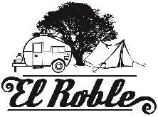 Logo Camping El Roble
