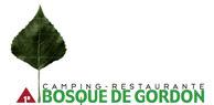 Logo Camping el Bosque de Gordón