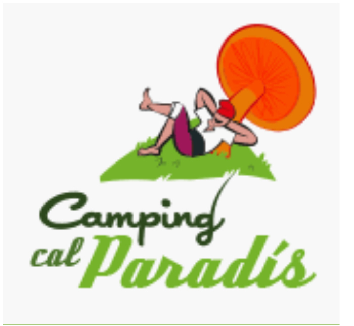 logo camping cal paradis