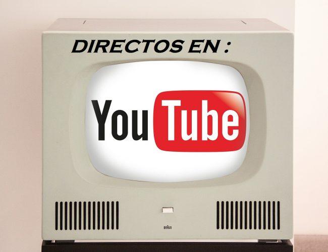 Nuestros directos de youtube