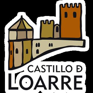 logo camping castillo de loarre