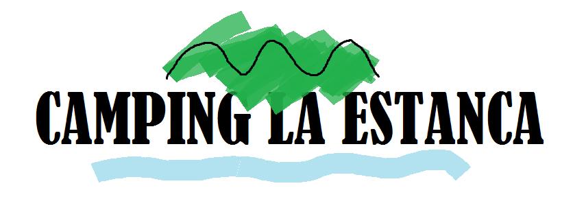 logo camping la estanca